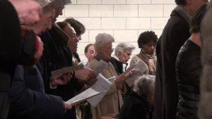 Chorale de la chapelle notre Dame du Saint Sacrement et EPU de l'Annonciation