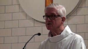 Frédéric de Maack, diacre catholique de la paroisse Saint-Honoré-d'Eylau